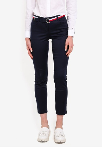 Tommy Hilfiger blue IM LONDON PANT SLL 7174AAA298E473GS_1
