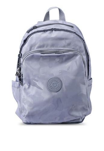 Kipling grey Delia Backpack 048F5AC7A9A7D5GS_1