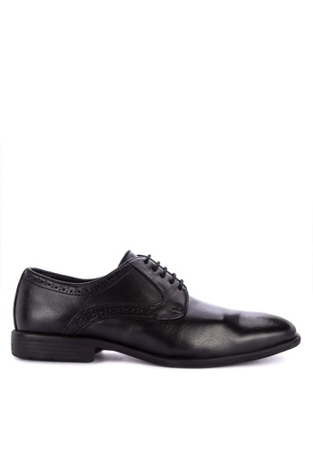 Alberto black Formal Lace Up Shoes 51B13SHBF813B9GS_1