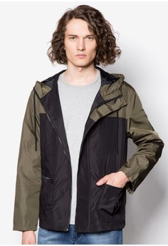 Anorak With Zipper Pockets