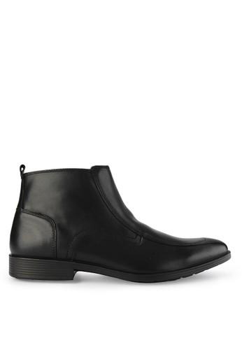 Hush Puppies black Ramsay Boot 671A6SHF2EA0FCGS_1