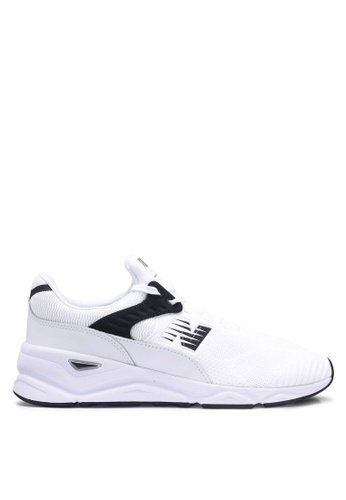 New Balance white X90 Lifestyle Engineered Knit Shoes 12505SH750ACCDGS_1
