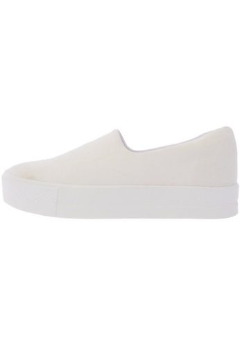 Maxstar C03 30 Synthetic Cotton Platform Slip on Sneakers US Women Size MA168SH76DLVHK_1