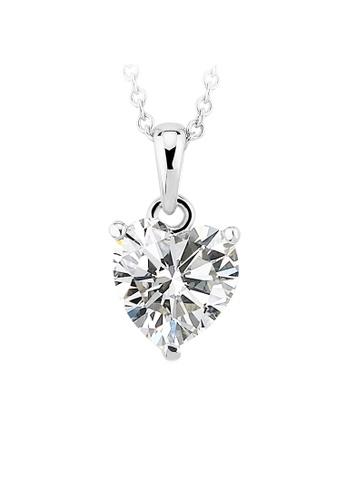 OUXI silver OUXI Necklace 11110 OU821AC02XDDMY_1