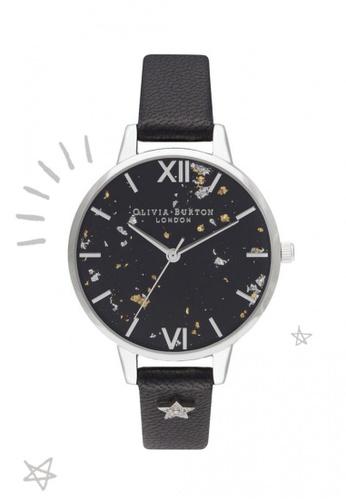 Olivia Burton black Olivia Burton Celestial BLACK  Women's Watch (OB16GD13) 78569ACE0F7D41GS_1