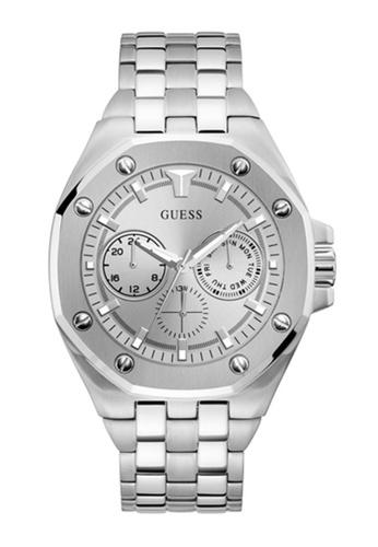 Guess Watches silver Mens Sport Watch GW0278G1 B3711AC376A094GS_1