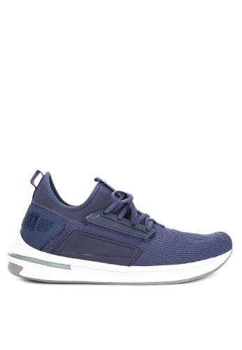 Puma blue Ignite Limitless Sr Training Shoes 7CAFESHDFD39D4GS_1