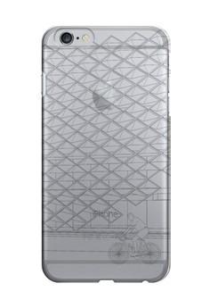 Brise Soleil Up Transparent Hard Case for iPhone 6, iPhone 6s