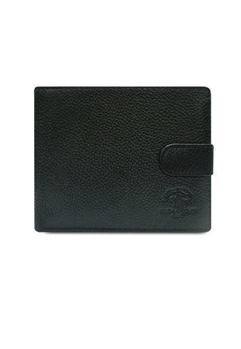 Santa Barbara Polo & Racquet black Santa Barbara Leather Classic Bifold Wallet SA678AC0GNODSG_1