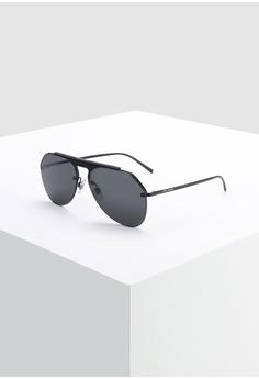 8f6cde91352c Dolce   Gabbana black Dolce   Gabbana DG2213 Sunglasses AC088GL7293775GS 1