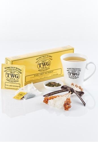 TWG Tea Earl Grey Lovers Teabag Kit (Earl Grey Buddha) 74D48ES8CDE82CGS_1