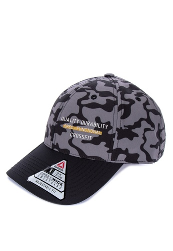 689e3c59240 Shop Reebok Crossfit Baseball Cap Online on ZALORA Philippines