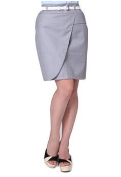 Succinct Casual Skirt
