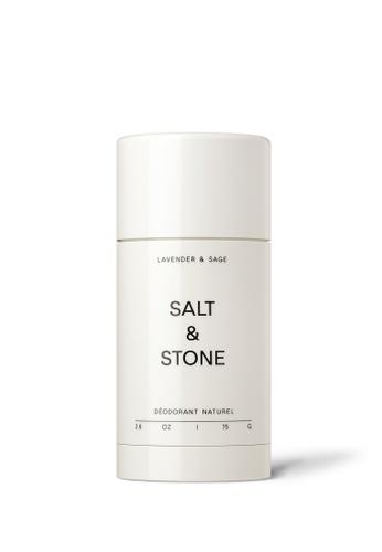 Salt & Stone Salt & Stone Natural Deodorant Lavender & Sage - Formula No1 A780FBEE72DDAEGS_1