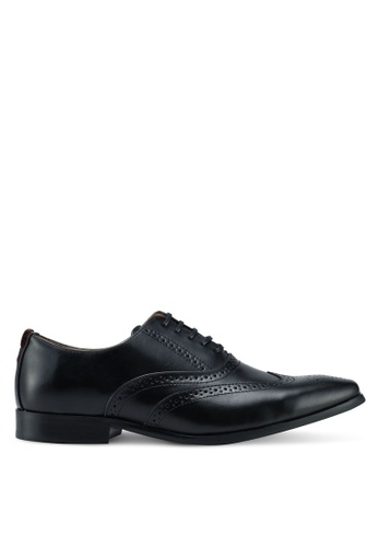 Call It Spring black Danzig Brogue Dress Shoes FCE43SH68873B1GS_1