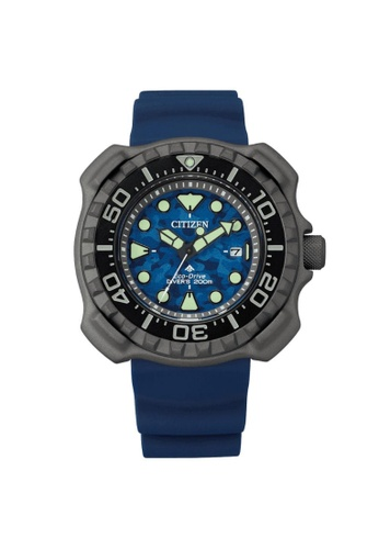 Citizen blue CITIZEN BN0227-09L PROMASTER MARINE MEN'S WATCH 9A16FACFEDF88CGS_1