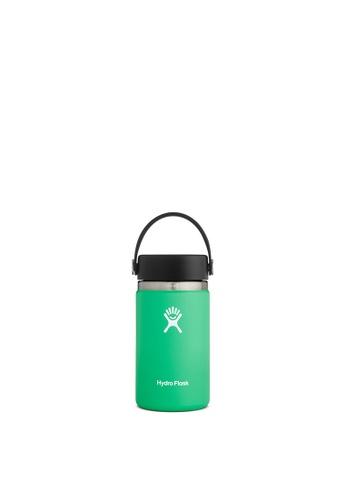 Hydro Flask green Hydro Flask Wide Mouth W/Flex Cap 12 oz (355ml) - Spearmint 5B649AC4F47433GS_1
