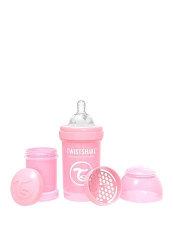 Twistshake Twistshake Anti-Colic 180ml Pastel Pink ACA9AESB3D171BGS_1