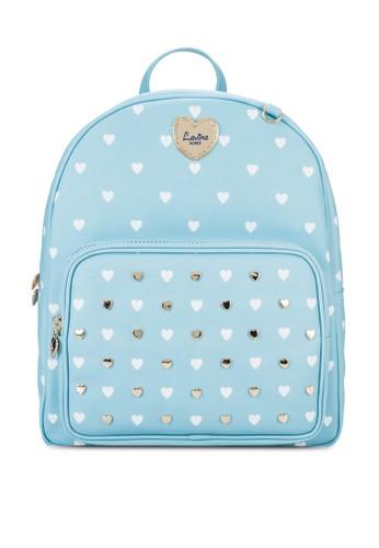 心形印花小型後背包、 包、 後背包Lavina心形印花小型後背包最新折價