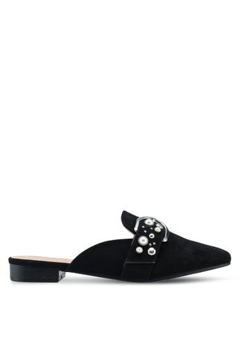 Call It Spring black Kupfer Mule Flats 5B4F4SH7E465C6GS_1
