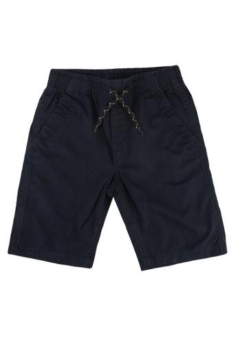 OVS navy Boys Casual Trousers C23FBKA120CC63GS_1