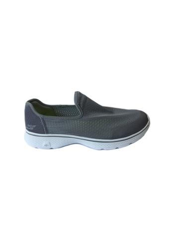 Skechers grey Skechers Men GOWALK 4 - 54159GRY 2D7FDSH89C8D95GS_1