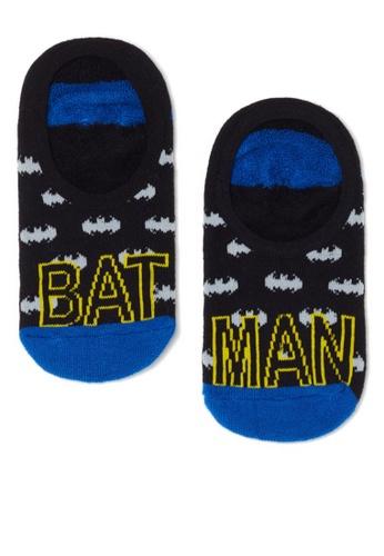 OVS multi Warner Bros Batman Slipper Socks 5D820KABC1BA2AGS_1