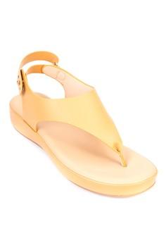Thistle Flat Sandals