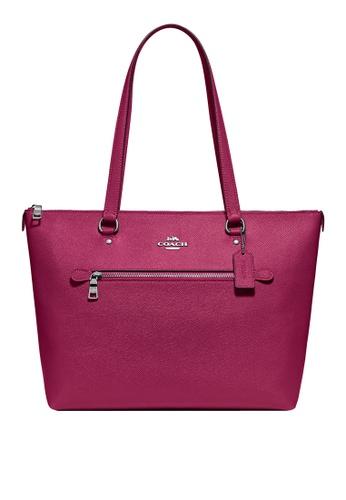 Coach pink Gallery Tote Bag (cv) FC690AC1AE3ADFGS_1