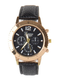Watch And Bracelet Pack - Boyfriend Watch with Bracelets