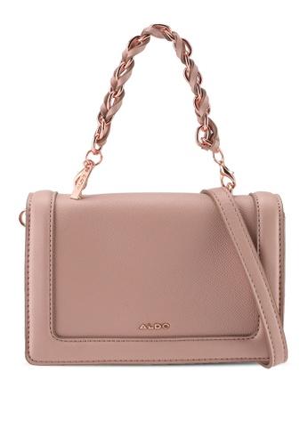 ALDO pink Abilillan Shoulder Bag 298DDAC07D3182GS_1