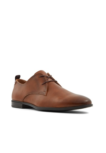 Call It Spring brown Zalith Lace Ups 60820SH099D1B3GS_1
