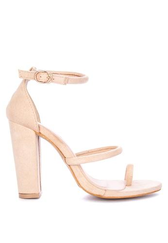 74127706bfd Shop Rock Rose Strappy Blockheel Sandals Online on ZALORA Philippines