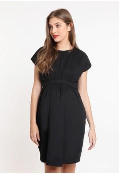 Chantilly black Maternity Nursing Dress 53023 926B8AAF8B131BGS 1 1dfaff3ff2
