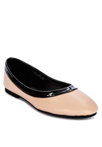 Janylin beige Ballet Flats 73035SH5122BFDGS_1