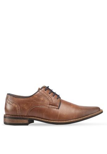 Bata brown Business Shoes 0F751SHB851CE7GS_1