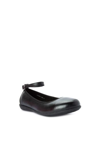 Kickers black Vera Closed Shoes KI766SH0JWIBPH_1
