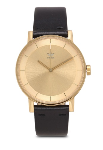 e43c10ffbc689c adidas gold adidas originals District L1 Watch A1BACAC105E9D3GS 1