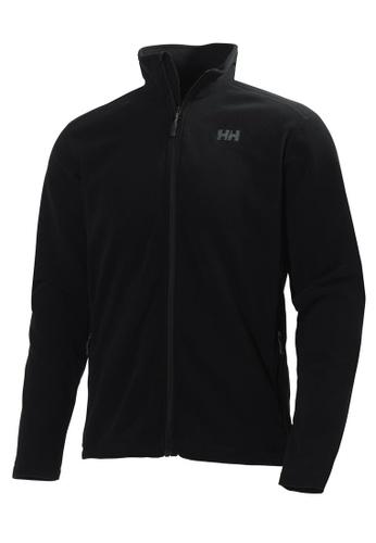 Helly Hansen black HH M Daybreaker Fleece Jacket Black 12F8BAA4F1D4E3GS_1