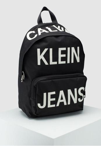 f63ad1a76f460c 網上選購Calvin Klein Campus 背囊- Calvin Klein Accessories   ZALORA香港