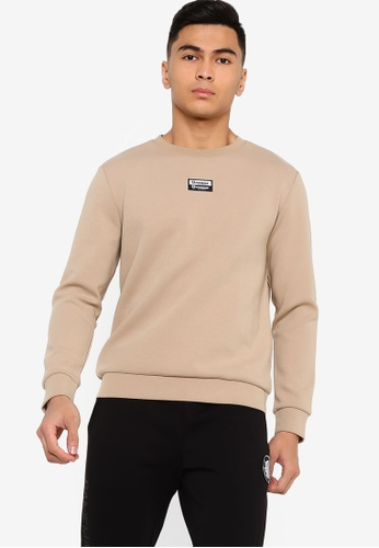 361° brown Sports Life Sweater 5A74AAA434823CGS_1