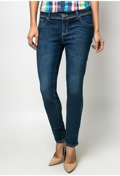 Alec Side Sculpt Skinny Jeans