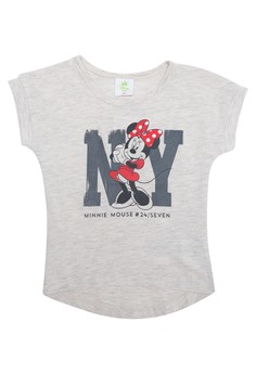 Baby Girl Minnie Mouse Tee