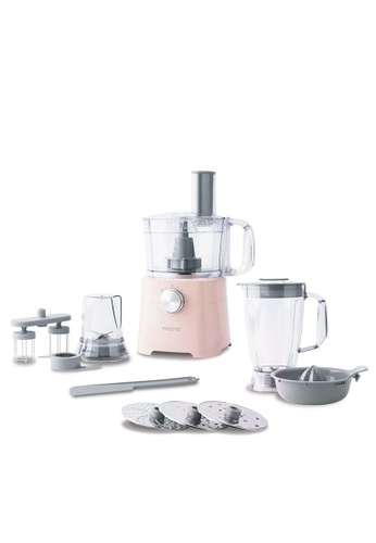 Mayer pink Mayer Multi-Functional Food Processor MMFP402 Pink 2FEEDHLFD76E48GS_1
