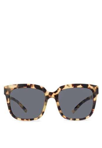 玳瑁粗方框太陽眼鏡, 飾品配件,esprit地址 飾品配件