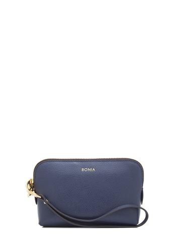 BONIA blue Dark Blue Matilda Pouch M 2DD4BAC6772F74GS_1