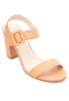 Verna Heel Sandals