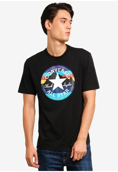6469d9677c0 Converse black Converse All Star Mountain Club Chuck Patch Tee  8F60CAAFD7A418GS 1