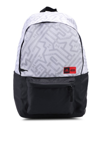 adidas white adidas sw backpack 2AD5AACC864DA8GS_1