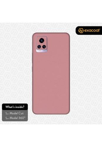 Exacoat Vivo V20 3M Skins Blush Pink - Cut Only C4ADAES35280CFGS_1